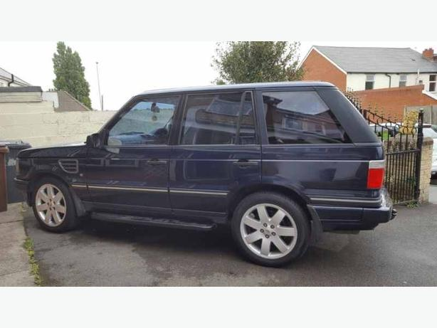 Good condition Range Rover