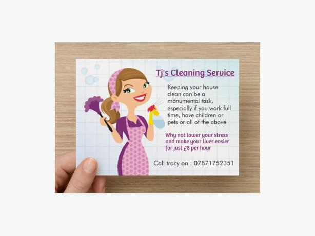 Cleaning Service stourbridge and surround areas