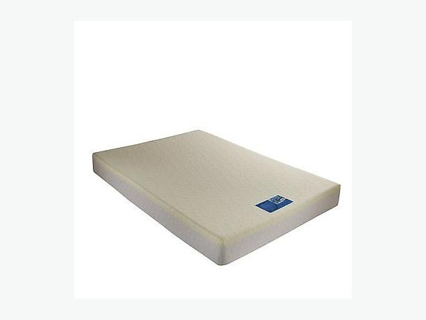 SINGLE MEMORY FOAM MATTRESS - NO SPRING