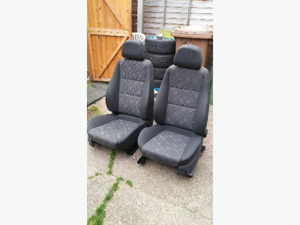 Vauxhall Vectra C sri Seats