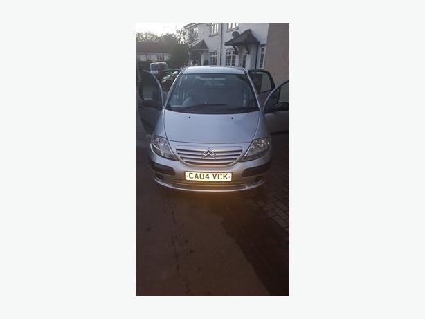 Citroen C3 Desire 1.4 MOT untill AUG 2017 good runner