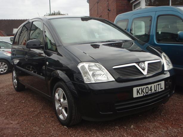 Vauxhall Meriva 1.6 i 16v Energy Easytronic 5dr (a/c)