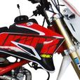 KURZ RT1 50cc Road Legal Pit Bike - CBT Learner Legal - Pitbike - Stomp