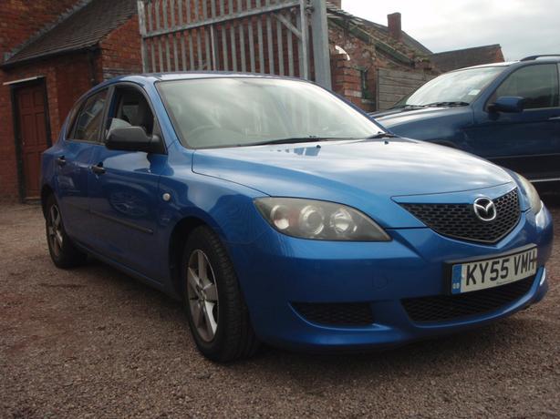Mazda3 1.6 S 5dr