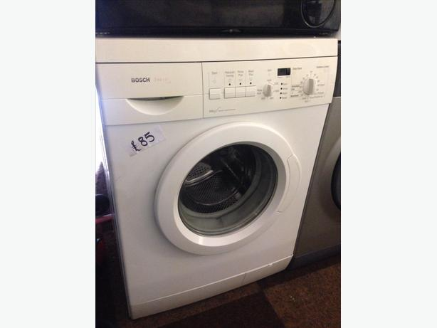 6KG BOSCH WASHING MACHINE036