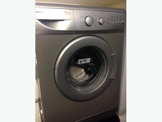 6KG BEKO WASHING MACHINE 1400 SPIN04