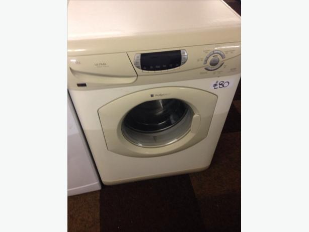 6KG HOTPOINT SUPER SILENT WASHING MACHINE02