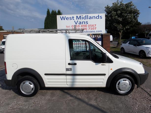 2006 (56 PLATE) FORD TRANSIT CONNECT L 200 TD SWB 1.8 DIESEL