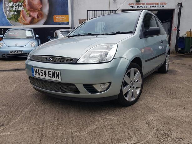 FORD FIESTA FLAME 1.4