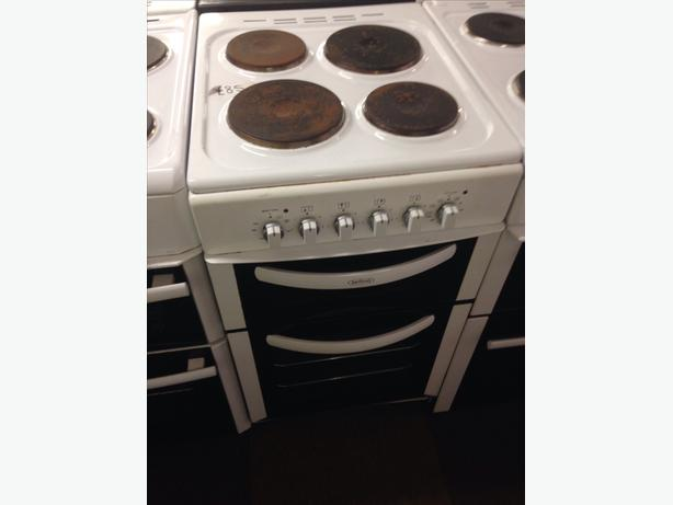 BELLING DOUBLE OVEN ELECTRIC COOKER06