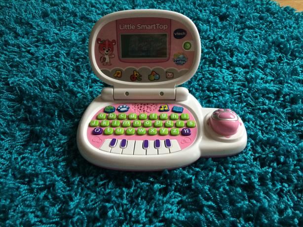 VTech little smart top -pink