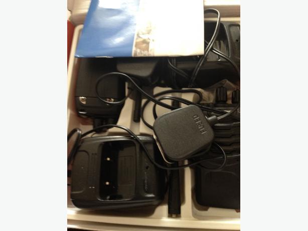 baofeng radios walkie talkies x2