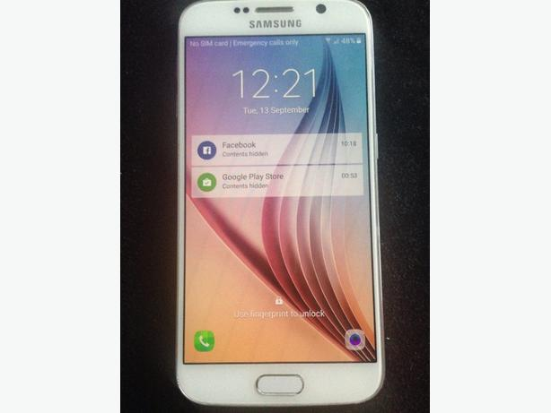 Samsung Galaxy s6 32gb Mint condition