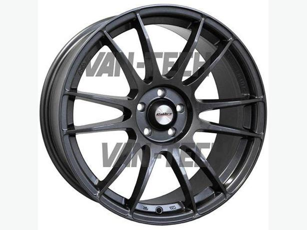 "Brand new set of 4 x 17"" Calibre Suzuka Car Alloy Wheels"