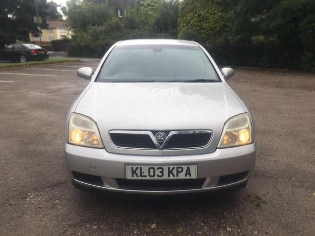 Vauxhall Vectra 1.6V LS