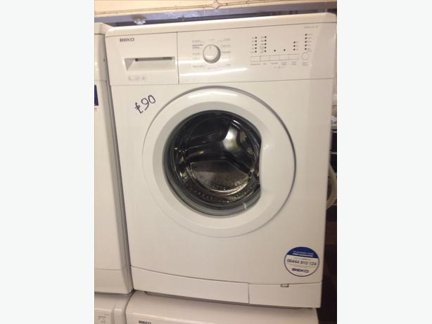 BEKO WASHING MACHINE 6KG 1200 SPIN03