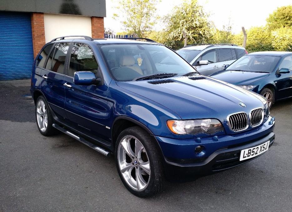 2002 B M W Diesel 2 9l X 5 West Bromwich Dudley