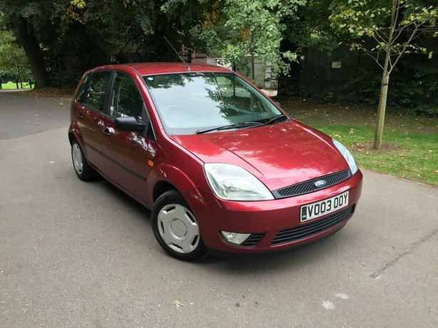 FORD FIESTA 2004 **LOW MILES**
