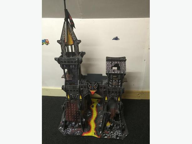 ELC TOWER OF DOOM CASTLE
