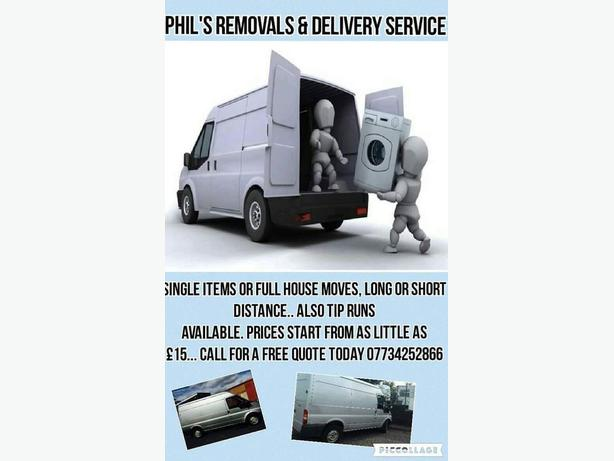 Phils Removal and Delivery Service