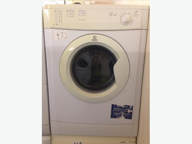 INDESIT DRYER 6KG 01