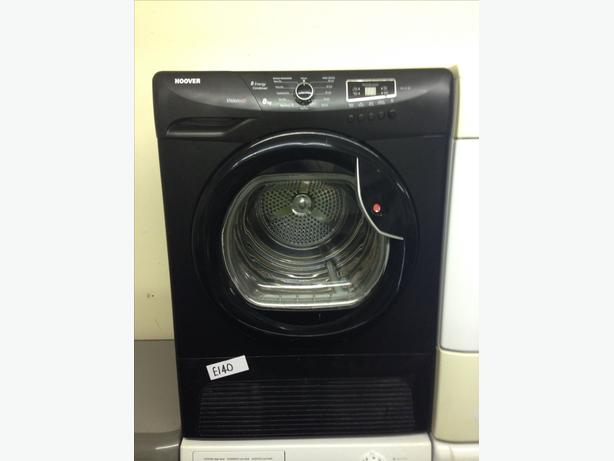 BLACK 8KG HOOVER DRYER CONDENSER05
