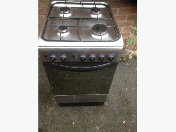 50CM stainless gas cooker