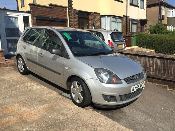 2006 FORD FIESTA ZETEC 1.4 TDCI Spares or Repairs