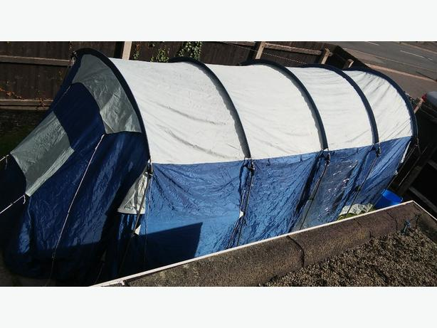 8 birth tent