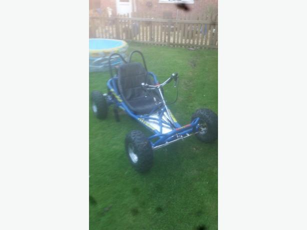 drift 2 200cc gocart