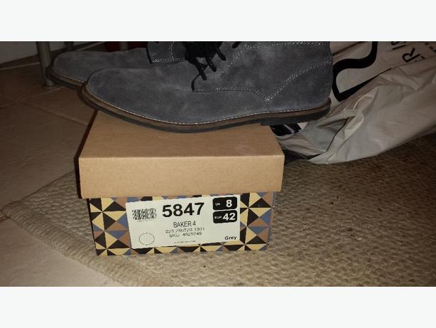 mens size 8 river island chukka boots