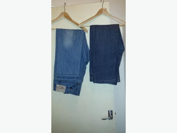 mens jeans 34 short brand new