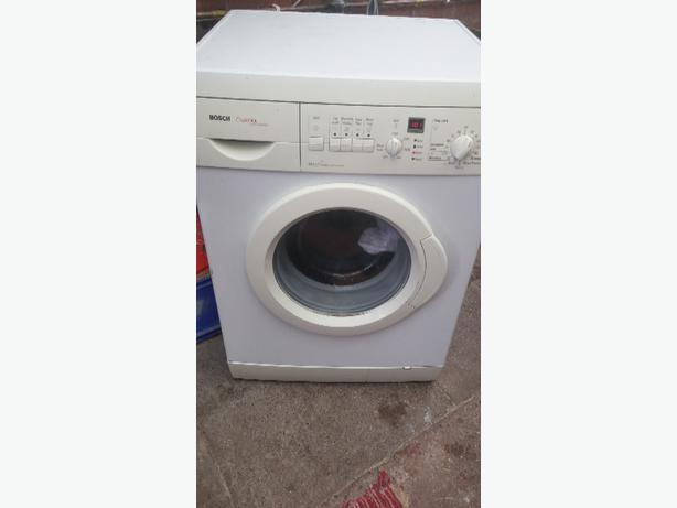 😎for sale bosh washing machine.!!!