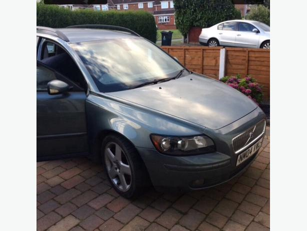 Volvo V50 - Needs work