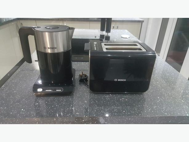 bosch kettle and toaster set