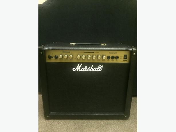 Guitar Amp Marshall G30R CD