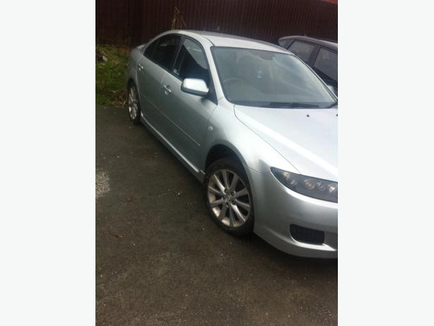 BREAKING MAZDA 6 2.0 petrol