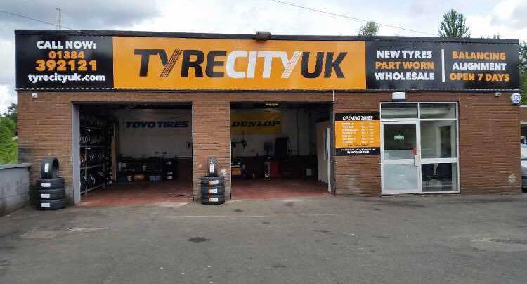 Free Tyre Check Stourbridge Wolverhampton