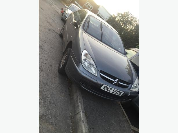 CITROEN C5 2.0 HDI BREAKING ALL PARTS ENGINE GEARBOX BONNET WING