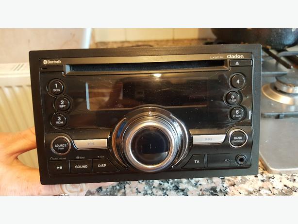 clarion cx5o1e double dim cd player