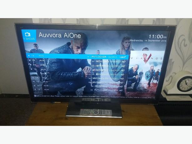 panasonic tv 32''