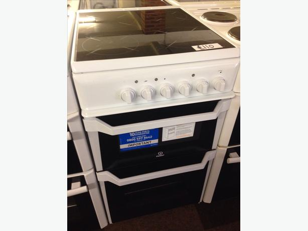 INDESIT NEW MODEL ELECTRIC COOKER 50CM