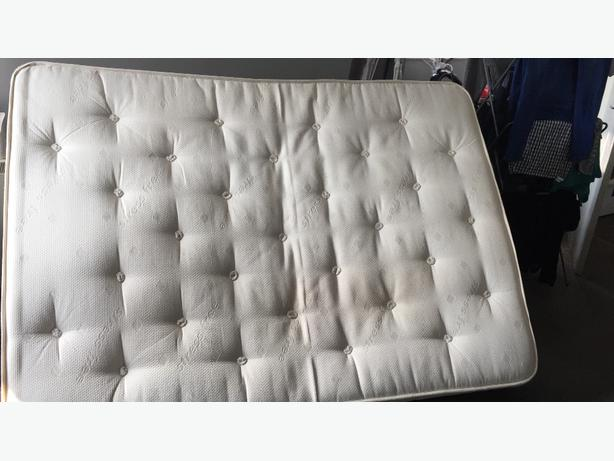 Double Divan Bed + Double Matress