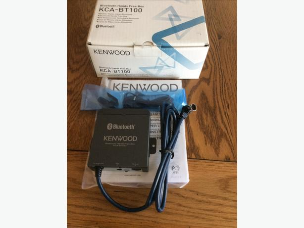Bluetooth hands free box