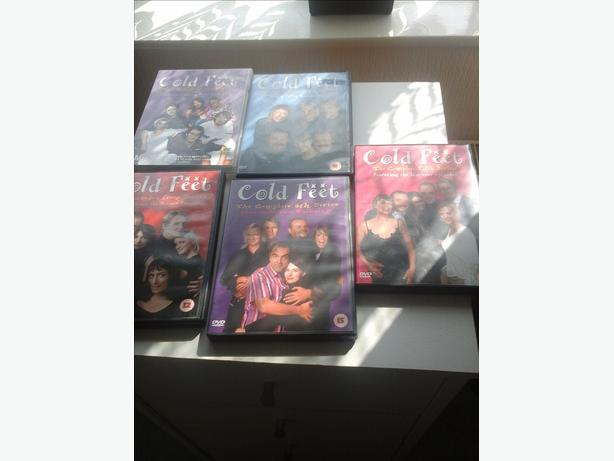 Cold feet dvd collection