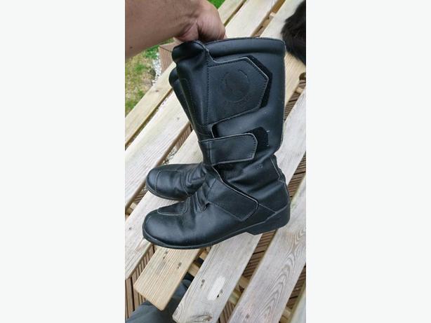 Belstaff Motorbike boots size 8