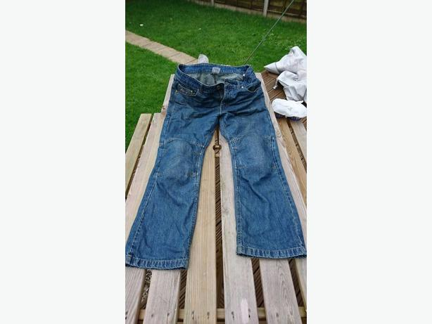 Rst Motorbike trousers jeans in blue