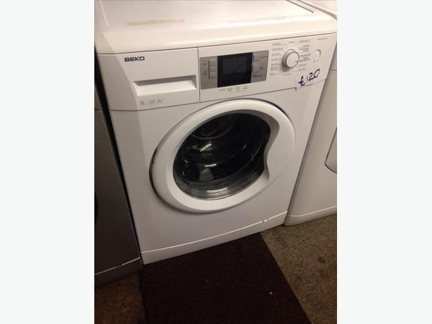 BEKO 8KG WASHING MACHINE007