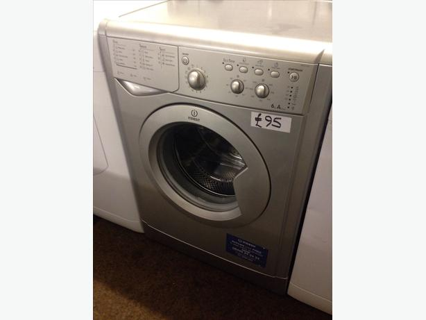 INDESIT 6KG WASHING MACHINE003