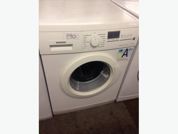 SIEMENS 6KG WASHING MACHINE003